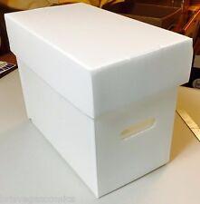 Corflute (plastic) Comic Short Box - Comic Storage
