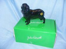 John Beswick Dog Cocker Spaniel Black JBD104 Figurine Present Gift New Boxed