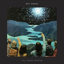 Boy Omega-FULL MOON mantra vinyl LP NEUF