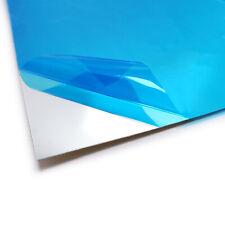 150x150mm Miroir PVC Adhésif 0.2mm Pour Maquettes Maquettisme Dioramas HO 1/24