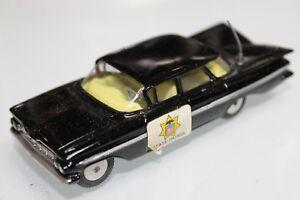 Corgi Toys Vintage '60s CHEVROLET STATE PATROL #223