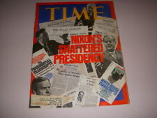 TIME Magazine, May 20, 1974, NIXON'S SHATTERED PRESIDENCY, EGYPT ARTICLE/PHOTOS!