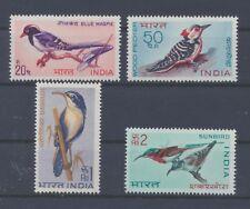 Indien 464/67 postfrisch / Vögel (6353A) .......................................
