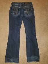Damen Rock Revival Tori Klappe Jeans 26W x 32 used -