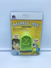 Prevue Hendryx 62900 Mimic Me Voice-Recording Unit For Birds Pet Easy To Use Hig