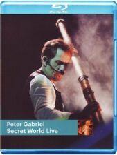 Peter Gabriel - Secret World Live (NEW BLU-RAY)