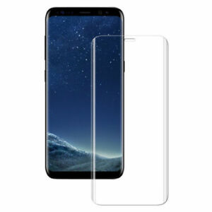 Samsung Galaxy S9 S8 Plus Note 8 4D Full Cover Tempered Glass Screen Protector