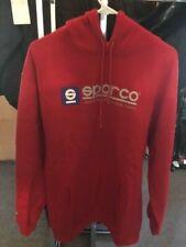 SPARCO www.sparco Red Hoodie Sweat Shirt, Medium