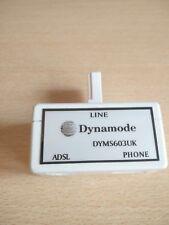 Dynamode ADSL Broadband Micro Filter Splitter ADSL / ADSL2 / ADSL2+