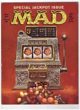 Mad Magazine #64 1960 Kelly Freas Cover EC Comics VF Minus 7.5