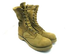 "Corcoran Men's 10"" Marauder Military Boot Cv27146 Coyote Tan Size 6Ee"