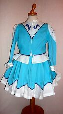 Mariechen Kostüm Funkenmariechen Gardekleid Tanzmariechen
