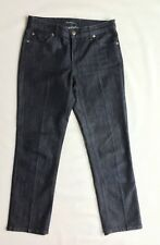David Khan Size 28in. Dark Wash Cropped Skinny Jeans Ankle Length #Q32