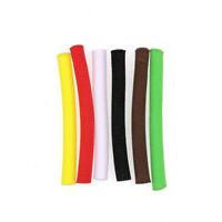 6 Colors 3mm 5mm 8mm Carp Fishing Pop Up Foam Zig Rig Foam Sticks 6PCS/bag