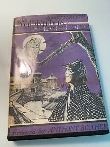 THE REMINISCENCES OF SOLAR PONS By August Derleth 1961 1st edition