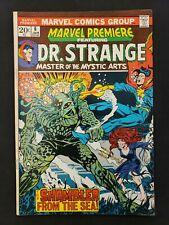 Marvel Premiere #6 FN+ 6.5 1973