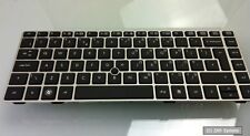 ORIGINALE HP KEYBOARD UK (QWERTY) 642760-031 per EliteBook 8460p, 8560p, 6460b