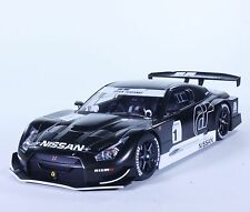 TC33 NEW NIssan GTR Skyline R35 GT500 Coupe 1:18 1/18 Black Diecast Car Autoart