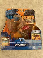 """Godzilla vs Kong 6"""" Warbat with Osprey Playmates 2021 MOVIE NEW Release"""