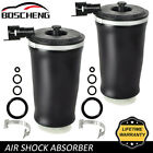 Pair Rear Air Suspension Springs Fits Ford Expedition Lincoln Navigator 97-2002