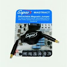Supco Magtract Retractable Magnetic Jumper for Hvac Control Boards Thermostat