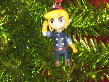 Zelda Mini Anime Christmas Figurine Ornament < Hand Assembled > B