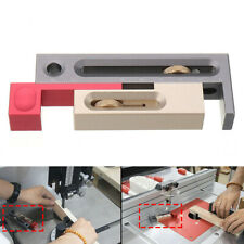 Adjustable Woodworking Table Saw Slot Regulator Accuracy Seam Mortise Adjustment