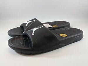Nike Air Jordan Break Mens Slide Sandals Size 8 Black/White AR6374-001