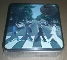 THE BEATLES ABBEY ROAD Album Cover PUZZLE (DOUBLE SIDED) BRAND NEW SEALED TIN