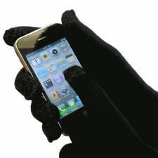 Venta final oficial Gigi Pantalla Táctil Guantes Negro cálido y cómodo-vendedor de Reino Unido
