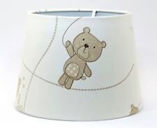Little Teddy Bear Lampshade Ceiling Light Shade Boys Girls Nursery Accessories