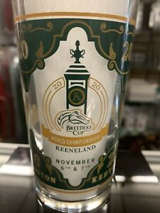 2020 Breeders Cup Glass - Ran At Keeneland New Ready To Ship