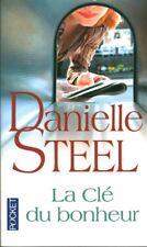 Livre Poche la clé du bonheur Danielle Steel book