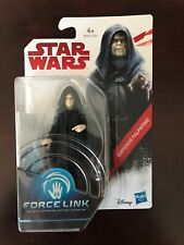 Emperor Palpatine Star Wars figure Force Link - New & unopened
