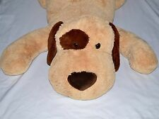 "55"" Lifesize Dakin Plush Dog Giant Stuffed Animal"