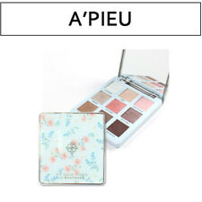 A'PIEU Eye Color Pointe With Marymond  / Eye Shadow Palette 9 Colors K-beauty
