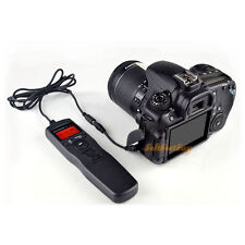 Timer shutter Remote Time Lapse fr Nikon D7000 D5100 D5000 D90 D3100 DSLR Camera