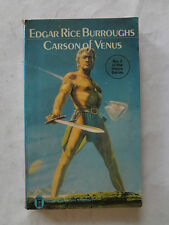 CARSON OF VENUS * PAPERBACK * BY EDGAR RICE BURROUGHS * NO 3 IN THE VENUS SERIES