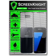 Screenknight Samsung Galaxy S7 completa cuerpo Protector De Pantalla Invisible Shield