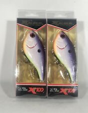 XCALIBUR ROYAL SHAD XR100 RATTLEBAIT 1oz 3.5in BRAND NEW NEVER OPENED