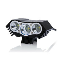 Bycicle MTB LED Light Bicycle Lamp Headlight Bike Night Cycling Headlamp Light