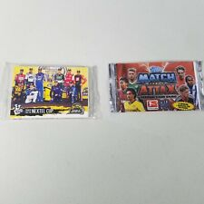 Topps Match Attack Extra Brand New Cards 2013-2014 + Nextel Cup 5 Pack Bundle