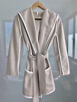 Sheike Wool Winter Coat - Size 8