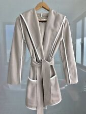 Sheike Wool Winter Coat - Size 8