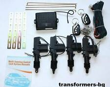 Universal Remote Control Entry System Keyless Central Door Locking Kit FOR Audi.