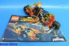 LEGO Super Heroes Figurine 76058 / Fantôme Cavalier avec fantôme Cavalier Vélo