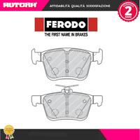 FDB4434G Kit pastiglie freno a disco ant Audi-Vw (FERODO)