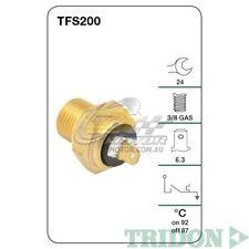 TRIDON FAN SWITCH FOR Daihatsu Mira 12/92-04/95 0.7L(EFEL) SOHC 12V(Petrol)