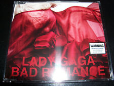Lady Gaga Bad Romance / Just Dance  Rare Australian Collectable CD Single E.P