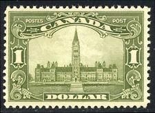 CANADA #159 CHOICE Mint VF NH - 1929 $1 Parliament